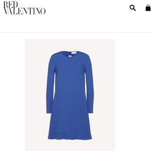 Brand new REDValentino blue dress size M L 46